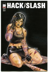 HACK / SLASH #19 B, NM, Tim Seeley, Serial Killer,  2011, Image,more HS in store