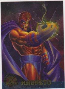 1995 Fleer Ultra X-Men #55 Magneto