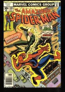 Amazing Spider-Man #168 VF 8.0