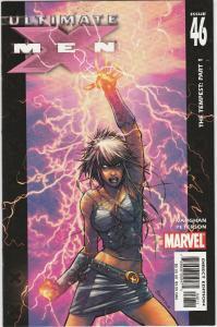 5 Ultimate X-Men Marvel Comic Books # 46 47 48 49 50 Wolverine Colossus KS1