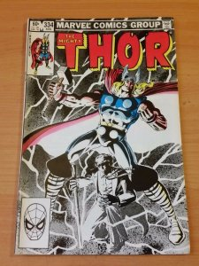 The Mighty Thor #334 ~ NEAR MINT NM ~ 1983 MARVEL COMICS