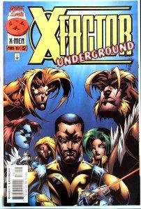 X-Factor #132 (1997)