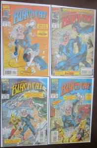 The Black Cat Comics Set # 1 - 4 - 6.0 FN - 1994