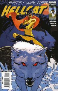 Patsy Walker: Hellcat #3 FN; Marvel | save on shipping - details inside