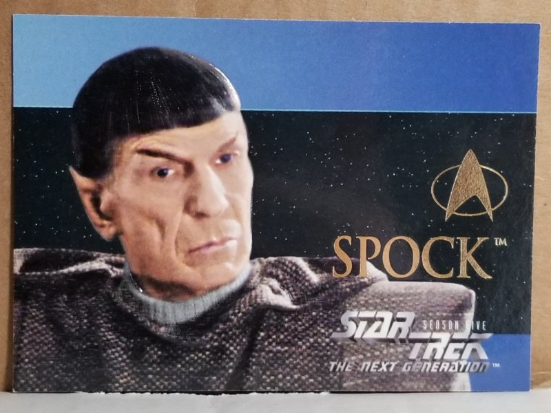 1994 Star Trek The Next Generation #S29