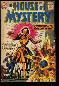 House of Mystery #115 (1961)