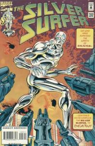 Silver Surfer (1987 series) #103, NM- (Stock photo)