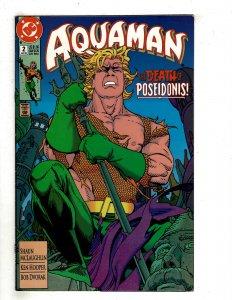 Aquaman #2 (1992) YY7