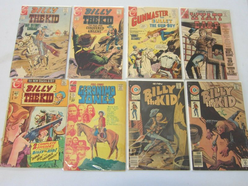 Indy Western Comic Lot 10 Different Books 4.0 VG