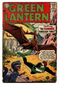GREEN LANTERN #30-First appearance of KATMAN TUI-DC comic book