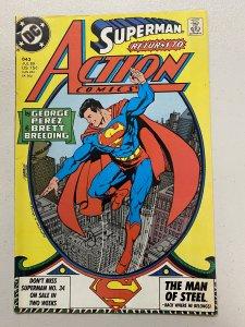 Action Comics Weekly #643 (1989) E1