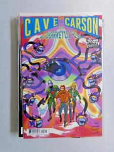 Cave Carson Has a Cybernetic Eye run #6 to #12 see notes 8.0 VF (2017)