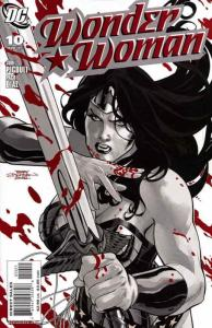 Wonder Woman (3rd Series) #10 VF/NM; DC | save on shipping - details inside