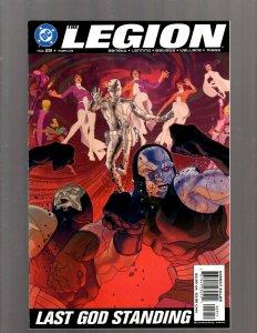Lot Of 12 Legion DC Comic Books # 18 19 20 21 22 23 24 25 26 27 28 29 Flash GK34