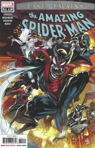 The Amazing Spider-Man #51.LR - w/ Black Cat, Sin Eater, & the Order of the Web