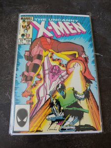 ​THE UNCANNY X-MEN #194 VF/NM
