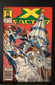 X-Factor #27 (1988)