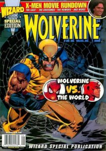 Wizard's Wolverine Special #1 VG; Wizard | low grade comic - save on shipping -