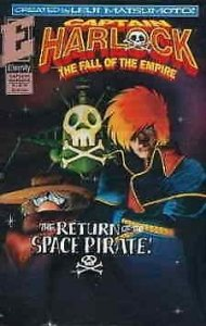 Captain Harlock: The Fall of the Empire #1 FN; Eternity | save on shipping - det