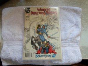 1990 DC COMICS ADVANCED DUNGEONS & DRAGONS # 20