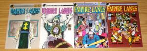 Empire Lanes #1-4 VF/NM complete series - northern lights - peter gross  fantasy