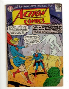 Action Comics # 332 VG- DC Comic Book Superman Batman Green Lantern Flash KD1