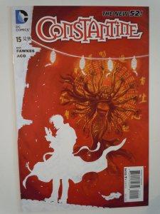 Constantine #15 (2014)