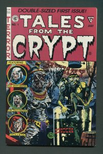 Tales From The Crypt #1  /  9.4 NM   July 1990
