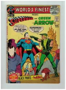 WORLDS FINEST 210 VG-F 52 PAGE GIANTS