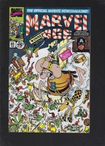 Marvel Age #85 (1990)