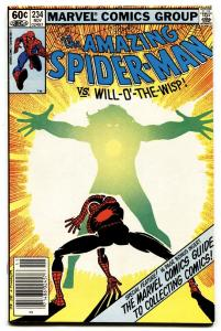 AMAZING SPIDER-MAN #234 comic book-1982-MARVEL