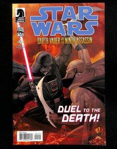 Star Wars: Darth Vader And The Ninth Assassin #5 (2013)