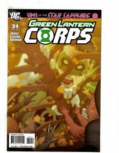 Green Lantern Corps #31 (2009) OF39