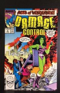 Damage Control #3 (1990)