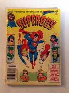 Blue Ribbon Digest 7 Superboy FN
