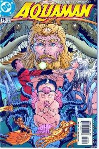 Aquaman(vol. 5)# 73,74,75 The Final Three !