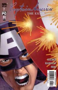 Captain America (2002 series) #7, NM + (Stock photo)