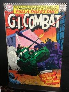 G.I. Combat #120 (1966) High-Grade Sgt. Rock, Haunted Tank key! VF/NM Boca CERT!