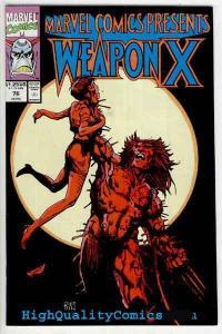 MARVEL COMICS PRESENTS #76, NM+, Wolverine, Barry Smith, more MCP in store