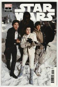 Star Wars #1 | 1:10 Photo Movie Variant (Marvel, 2020) VF/NM