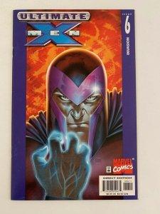 Ultimate X-Men #6 Invasion (2001 Marvel Comics) VF+