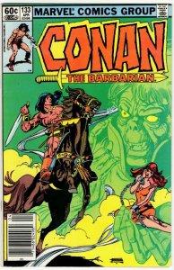 Conan The Barbarian #133 (VF-)