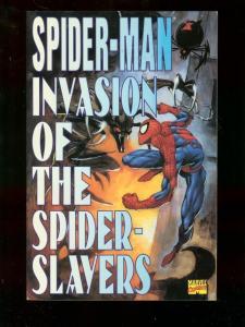 SPIDER-MAN INVASION OF THE SPIDER-SLAYER TPB #368-373 VF/NM