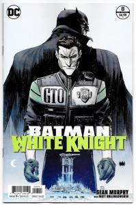 Batman White Knight #8 (DC, 2018) NM