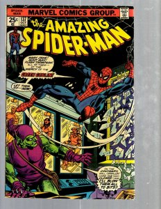 Amazing Spider-Man # 137 VF Marvel Comic Book MJ Vulture Goblin Scorpion TJ1