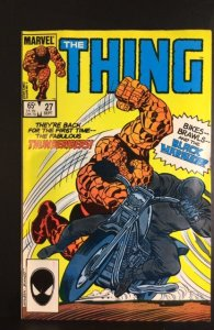 The Thing #27 (1985)