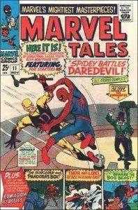 Marvel MARVEL TALES (1966 Series) #11 VG