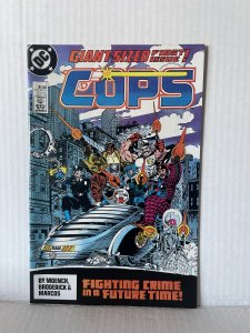 COPS #1 (1988)  Unlimited Combined Shipping