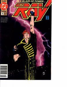 Lot Of 2 DC Vertigo Comic Book The Ray #1 and Flinch #2 AB3