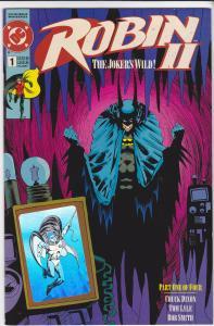 Robin II #1